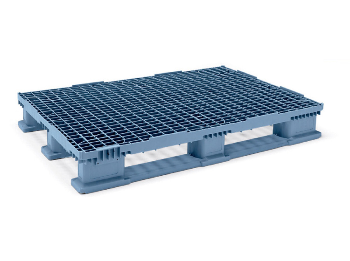 Phyl pallet is a clean solution suited to safely  transport furniture components